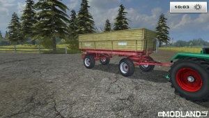 Krone Emsland v 1.0 (More Realistic), 3 photo