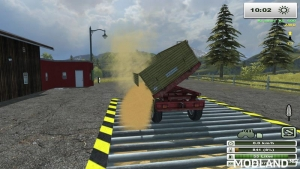 Krone Emsland v 1.0 (More Realistic), 4 photo