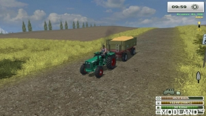 Krone Emsland v 1.0 (More Realistic), 5 photo