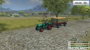 Krone Emsland v 1.0 (More Realistic), 6 photo