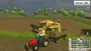 Krone Emsland v 1.0 (More Realistic), 7 photo