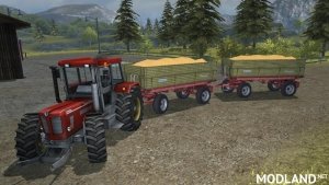 Krone Emsland v 1.0 (More Realistic), 1 photo