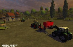 Rauch Fertiliser Spreaders v3.0 MR, 2 photo
