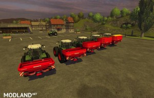 Rauch Fertiliser Spreaders v3.0 MR, 3 photo