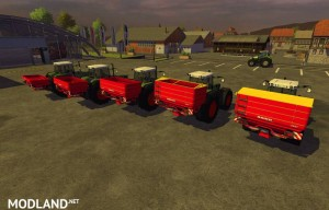 Rauch Fertiliser Spreaders v3.0 MR, 1 photo