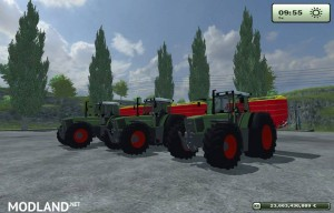 Rauch Fertiliser Spreaders v3.0 MR, 5 photo