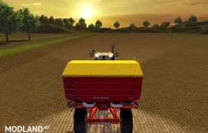 Rauch Fertiliser Spreaders v3.0 MR, 6 photo