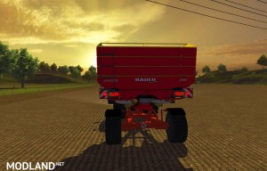 Rauch Fertiliser Spreaders v3.0 MR, 7 photo