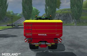 Rauch Fertiliser Spreaders v3.0 MR, 8 photo