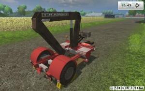 TAKRAF crane trailer homemade v 1.0