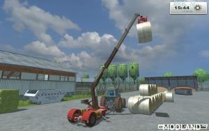 TAKRAF crane trailer homemade v 1.0, 3 photo