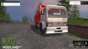 Ford Cargo 2520 v 2.2 Hotfix