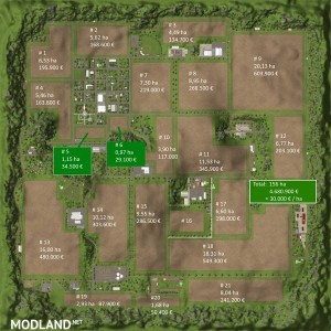 FS 2015 Field Data v1.0