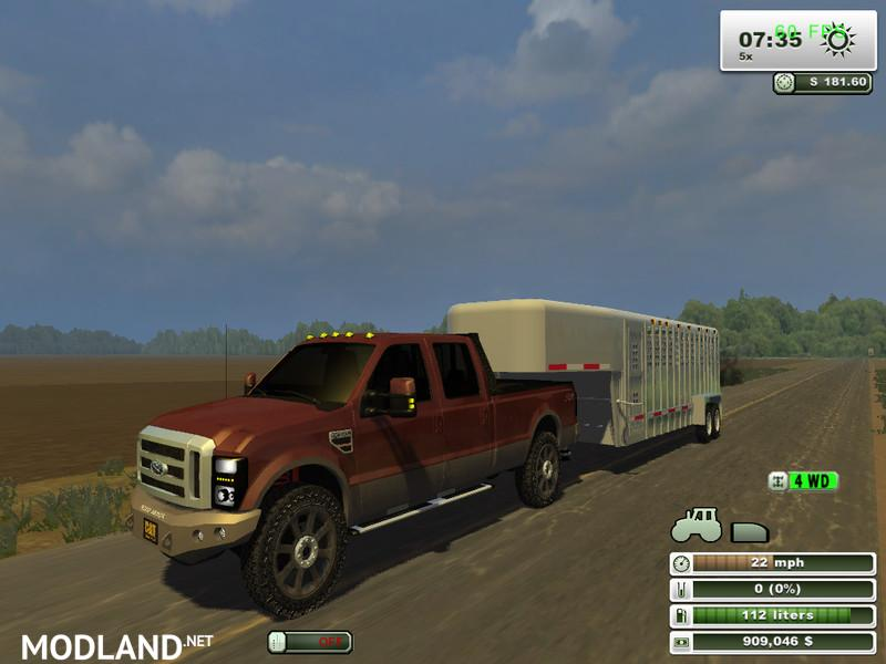 Ford F250 King Ranch, 2 photo