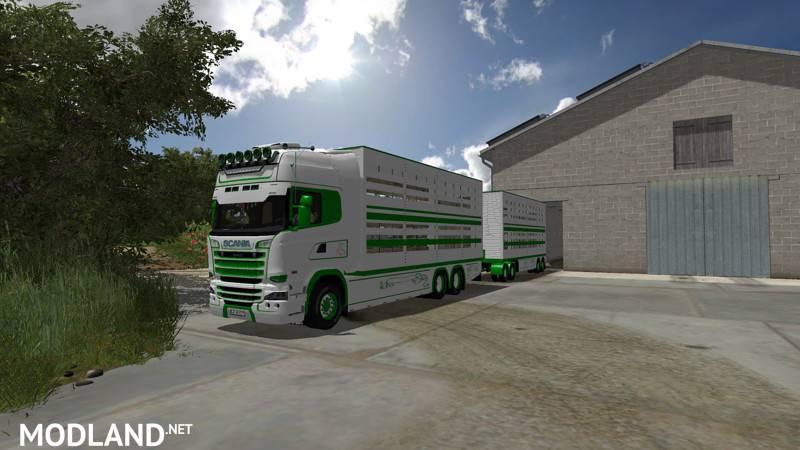Scania Livestock Set