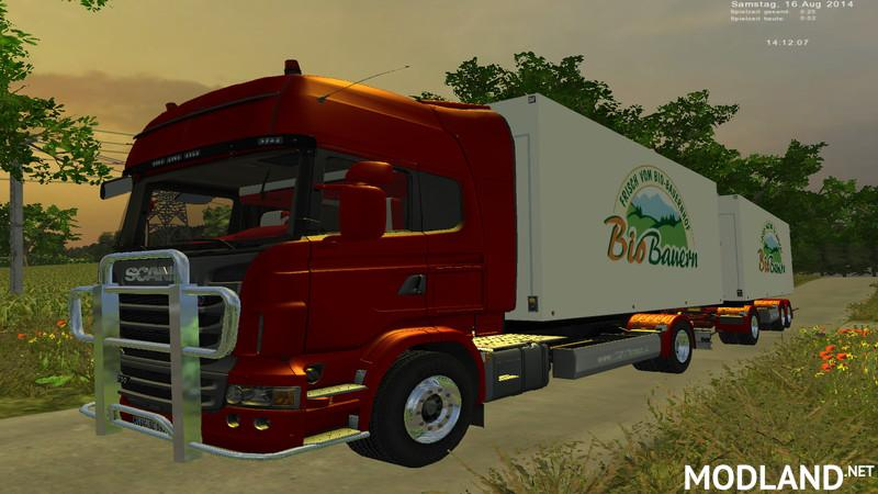 Scania R730 with cooling structure v 1.7 [MP]