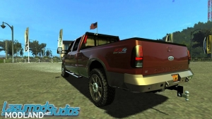 Ford F250 King Ranch, 5 photo