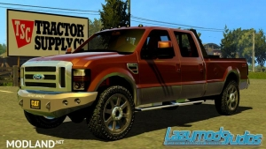 Ford F250 King Ranch, 1 photo