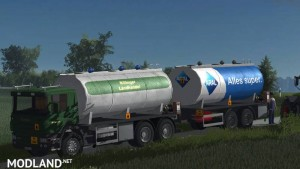 Fuel tank truck H97 Aral v 2.0 FINAL, 11 photo