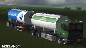 Fuel tank truck H97 Aral v 2.0 FINAL, 13 photo