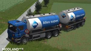 Fuel tank truck H97 Aral v 2.0 FINAL