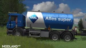 Fuel tank truck H97 Aral v 2.0 FINAL, 3 photo