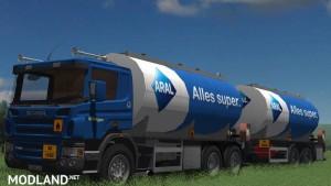 Fuel tank truck H97 Aral v 2.0 FINAL, 4 photo