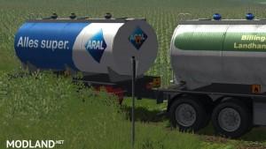 Fuel tank truck H97 Aral v 2.0 FINAL, 5 photo