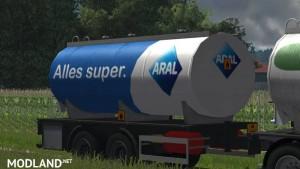 Fuel tank truck H97 Aral v 2.0 FINAL, 6 photo