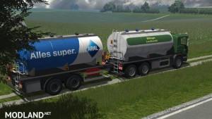 Fuel tank truck H97 Aral v 2.0 FINAL, 7 photo