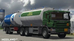 Fuel tank truck H97 Aral v 2.0 FINAL, 8 photo
