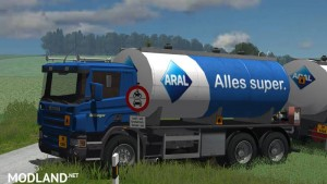Fuel tank truck H97 Aral v 2.0 FINAL, 2 photo