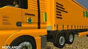 MAN AG Grain Transport Pack v3.0, 2 photo