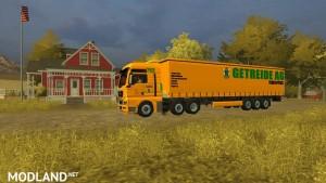 MAN AG Grain Transport Pack v3.0, 4 photo