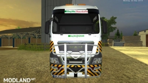MAN TGX BayWa v 2.0, 2 photo