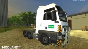 MAN TGX BayWa v 2.0, 3 photo