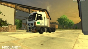 MAN TGX BayWa v 2.0, 4 photo
