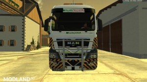 MAN TGX BayWa v 2.0, 5 photo