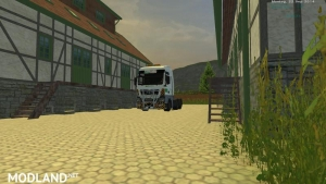 MAN TGX BayWa v 2.0, 8 photo