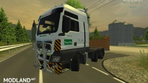 MAN TGX BayWa v 2.0, 9 photo