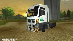 MAN TGX BayWa v 2.0, 1 photo