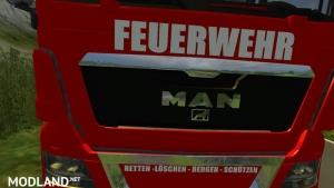MAN TGX firefighters v 1.5, 2 photo