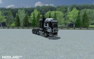 SCANIA 560 Heavy Duty v 2.0