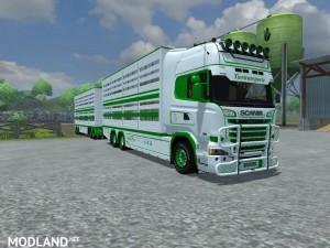 Scania Livestock Set v 1.0, 13 photo