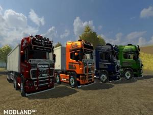 Scania R560, 1 photo