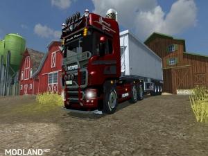 Scania R560, 8 photo