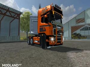 Scania R560, 11 photo