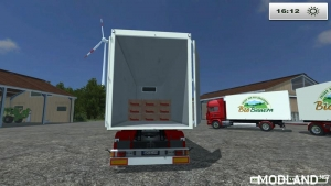 Scania R730 with cooling structure v 1.7 [MP], 10 photo