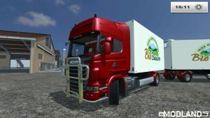 Scania R730 with cooling structure v 1.7 [MP], 14 photo