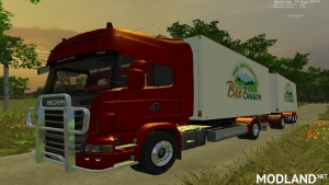 Scania R730 with cooling structure v 1.7 [MP], 1 photo